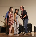 Community gathers for musical night of all styles