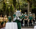 USF Week begins with kickoff event