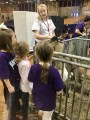 First graders flock to Farm Day