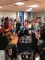 Public library enjoys African Caribbean dance