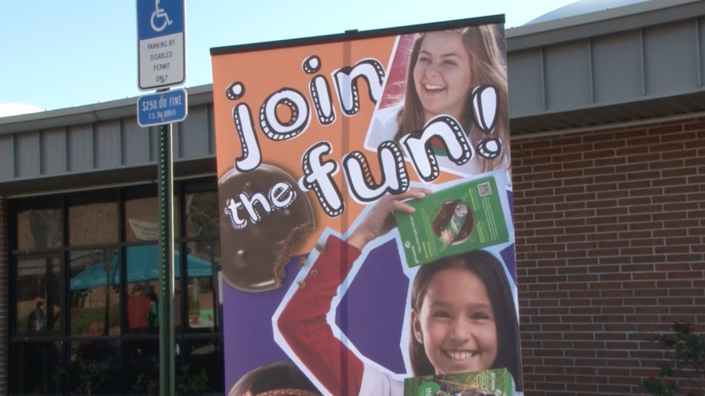 Florida Girl Scouts host the Run for the Cookies 5K