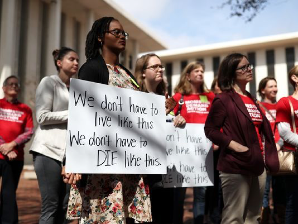 Mothers rally, speak out after school shooting