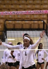 Volleyball suffers defeat against Southern