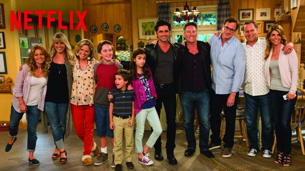 John Stamos Reads Bad Reviews Of 'Fuller House.' How Rude!