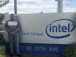 Wilkins, a FAMU senior, spending summer as intern at Intel