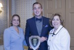 Jonathan Finnerty receives the Alumnus of the Year Award