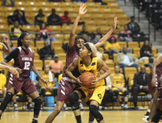 Hill named SWAC player of the year