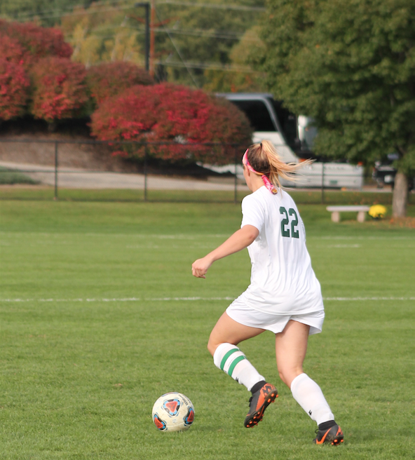 Women's Soccer Victorious in Homecoming Game