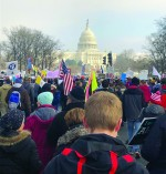 March for life from a student's perspective
