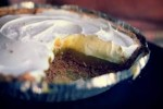 Recipe for Lemon Pudding Pie
