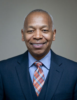 Fall 2015 : Q&A with Chancellor Elwood L. Robinson