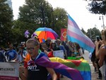 Students travel to Pride