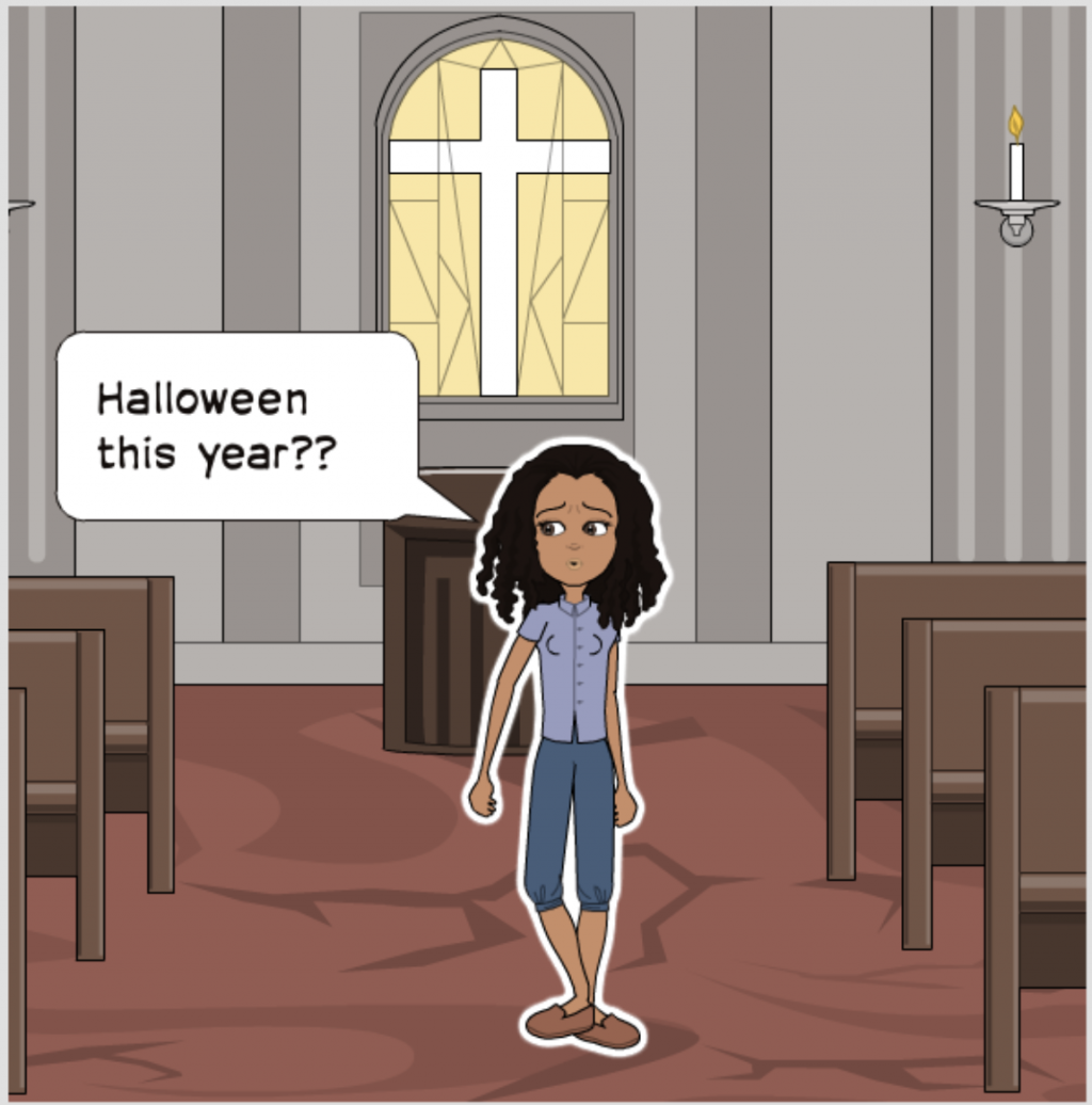 Can Christians celebrate Halloween?