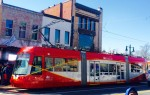 Long-Awaited Streetcar Arrives to Cheers, Skepticism