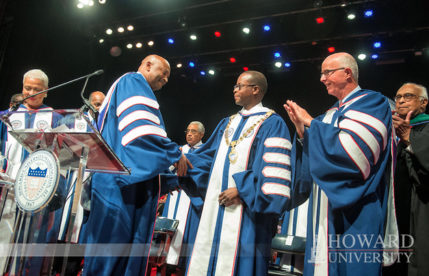 Howard University Inaugurates 17th President