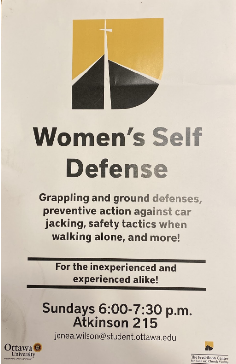 Women's Self Defense Club