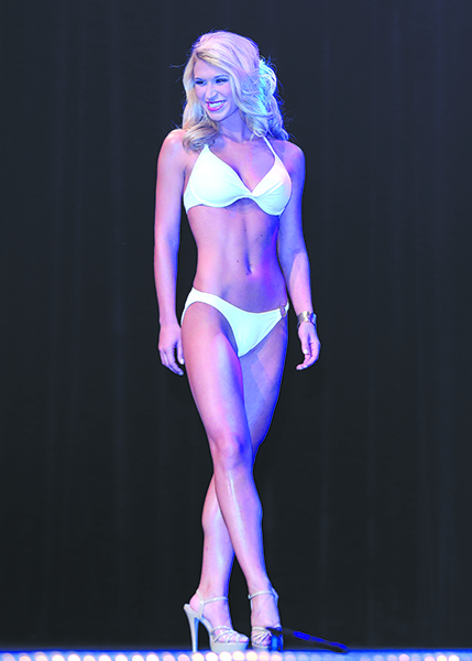 Renee Picou swimsuit competition