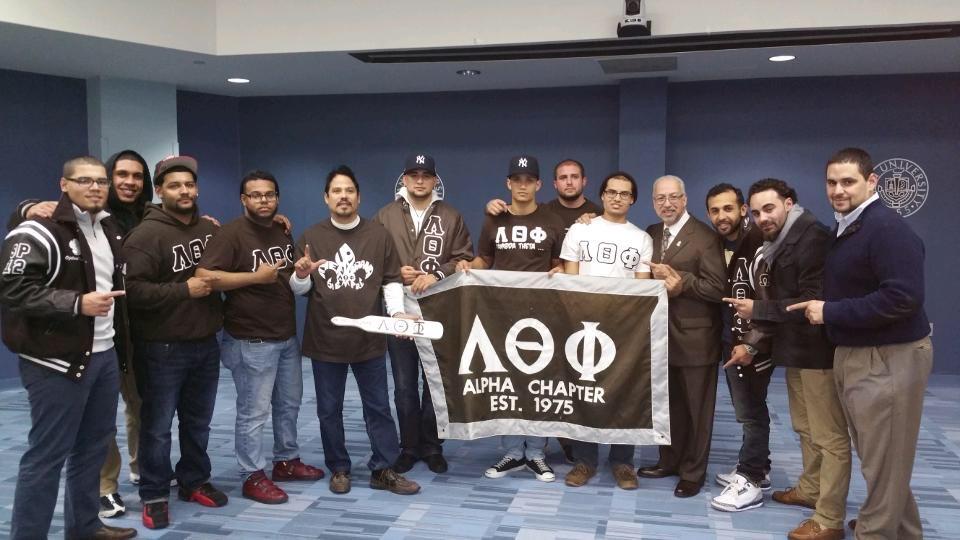 Latin Fraternity 86