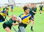 Rambelle Rugby crushes UNT