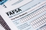 FAFSA application opens up in October