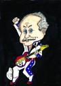 Dillon, Grey top caricature vote