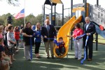 Leon County celebrates new playground at Fort Braden Community Park