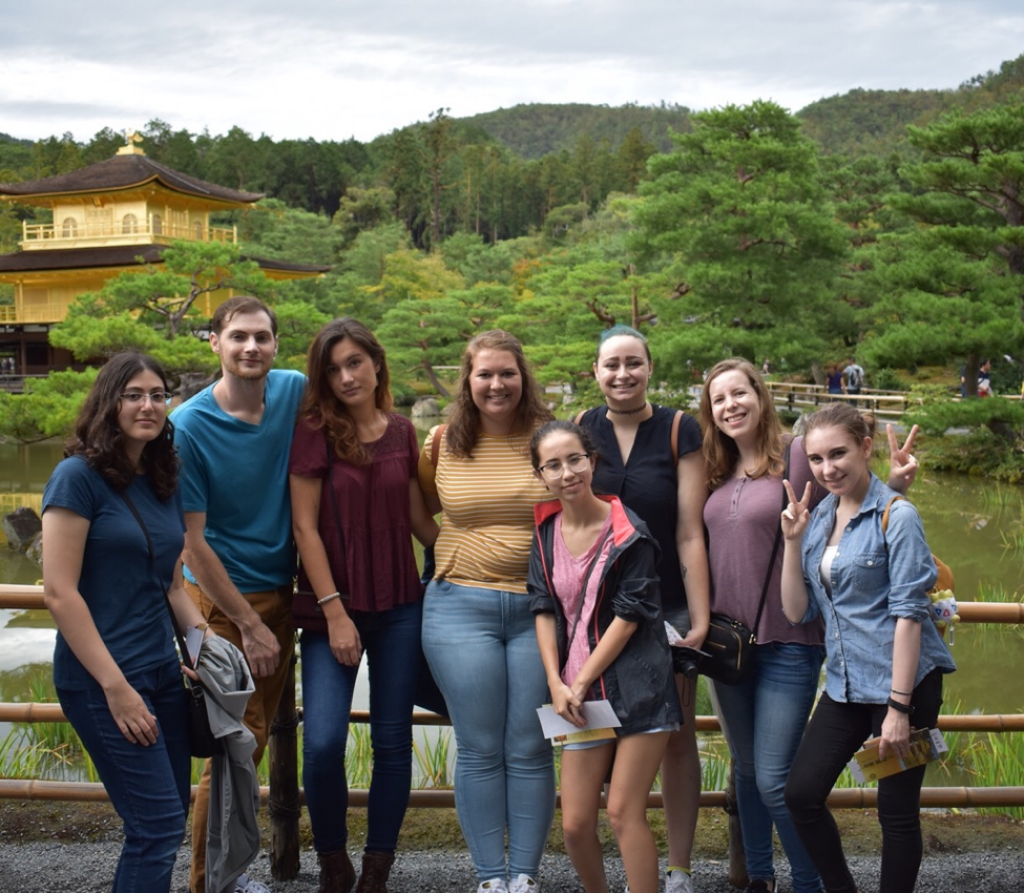 Studying Abroad In Japan