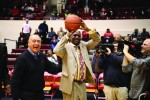 Vitale, '77 team turn out to honor Duerod