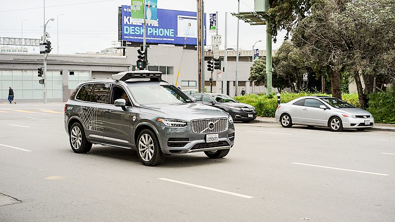 Uber to lose self-driving test permit in California