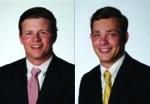 Freshmen golfers bond over similarities, adjust to college life