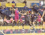 Belle Basketball goes pink