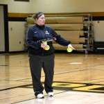Heather Tarter, head coach of softball team, exceeding expectations in first year at PUC