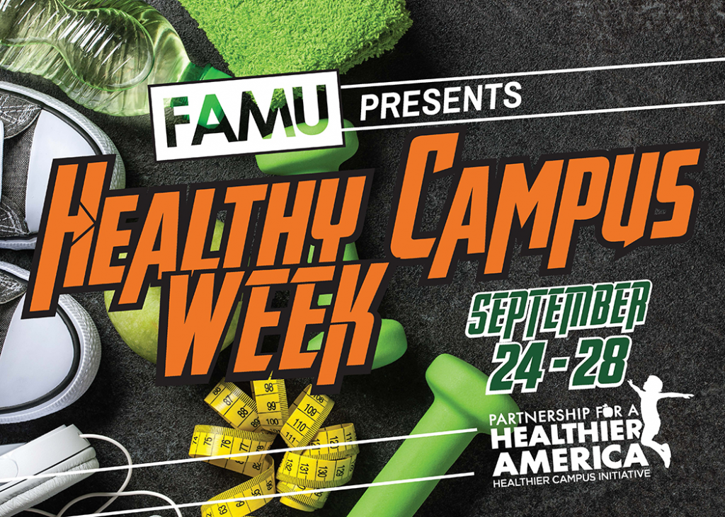 FAMU presents 'Healthy Campus Week'
