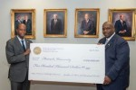 Phi Beta Sigma fraternity gifts $500K endowment to Howard