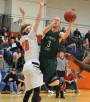PSU Men's Basketball Continues to Roll at Lesley