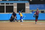 Softball pitchers duel in top 10 matchup