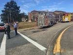 Leon High School Evacuated Following Fire