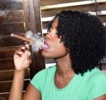 Female entrepreneurs level the cigar-playing field
