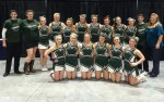 Cheerleaders to compete at UMass-Lowell