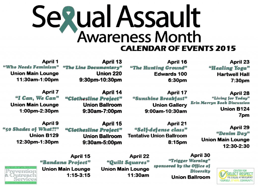 Articles of sexual assault