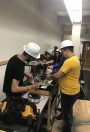 Engineering students recycle plastic bottles to make 3D printing filament