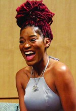 Actress Keke Palmer at DU