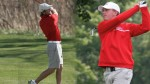 Alums Byrne, Leonard find golf success in Canadian events