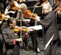 Voldman conducts farewell concert at the Columbia Theatre