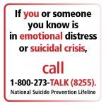 Clinical Psychologist Addresses Suicide Prevention