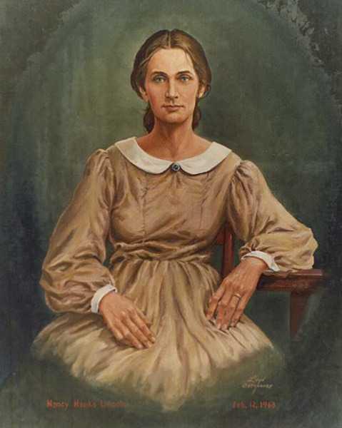west virginia history series  nancy hanks lincoln