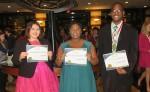 Communication students represent university at SEJC