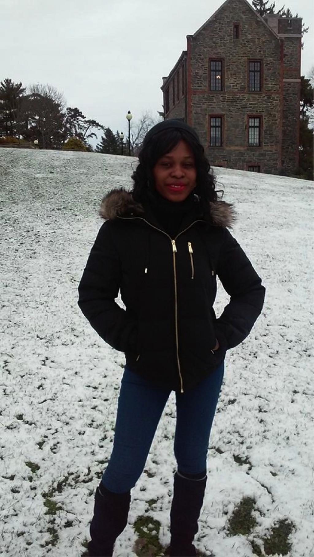 USP brings Nigerian student Opuba's studies to Marist