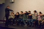 Hypnotist Dazzles and Shocks Students at TNL