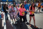 The University honors Boston Marathon survivors